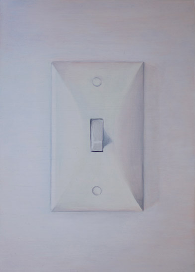 Untitled (light switch)